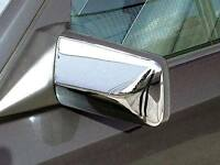 Mercedes W140 (-06/95) Chrome Door Mirror Covers Outside German Made