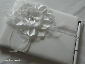 Unparteiisch Edles Gästebuch Hochzeit Inklusive Integrierter Stift Ivory Zum Brautkleid Angenehm Bis Zum Gaumen