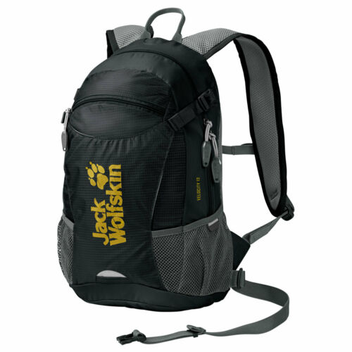 Jack Wolfskin Mens Velocity 12 Outdoor Activity Cycling Backpack Rucksack