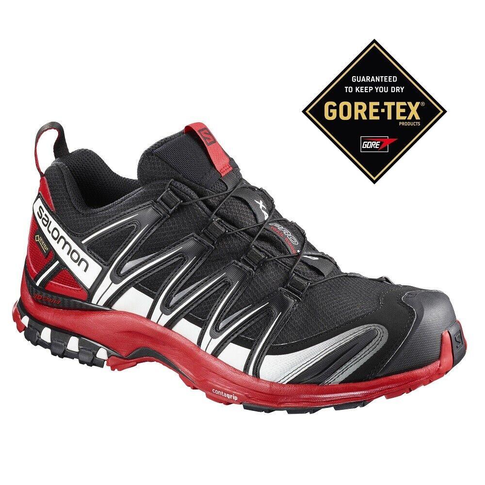 GTX 3D Pro XA Salomon 42 48 Gore Tex Schuhe Trekking Outdoor