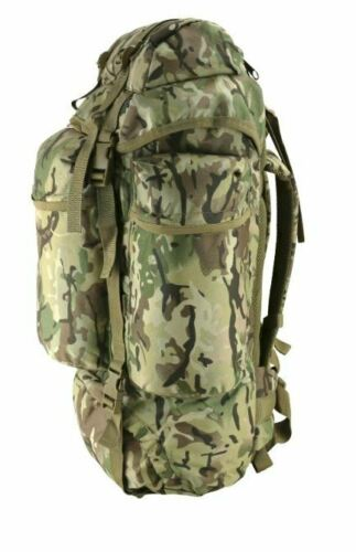 Kombat Rucksack 60 Litre BTP Army Cadet Multicam compatible Military MTP