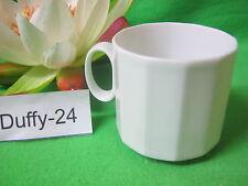 Kaffeetasse 1 tlg  Polygon weiß 7,2 cm von Rosenthal  mehr da