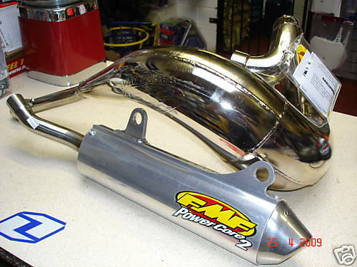FMF Fatty Gold Series Pc2 Exhaust System KTM 150 Xc-w 17 18 19 Front & Rear