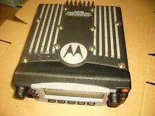USED Motorola XTL5000 O5 Desk Mount Radio UHF Range 1 P25 Trunking