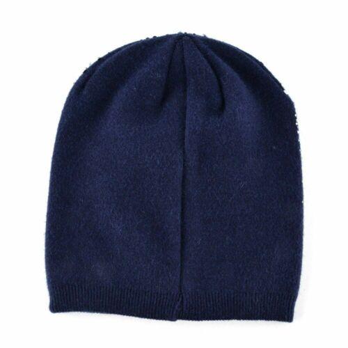 Luxus Buchse Winter Strass Mütze Hase Glänzend Damen Wolle Gestrickt Kappe
