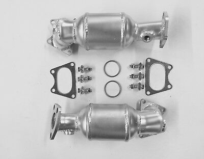 Fits 2006 2007 2008 Honda Ridgeline 3.5L V6 P//S D//S /& Rear Catalytic Converters
