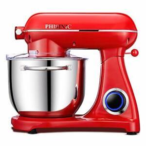 Impastatrice Planetaria Phisinic Robot Da Cucina 6 5l 1800w Kitchen Mixer Ebay