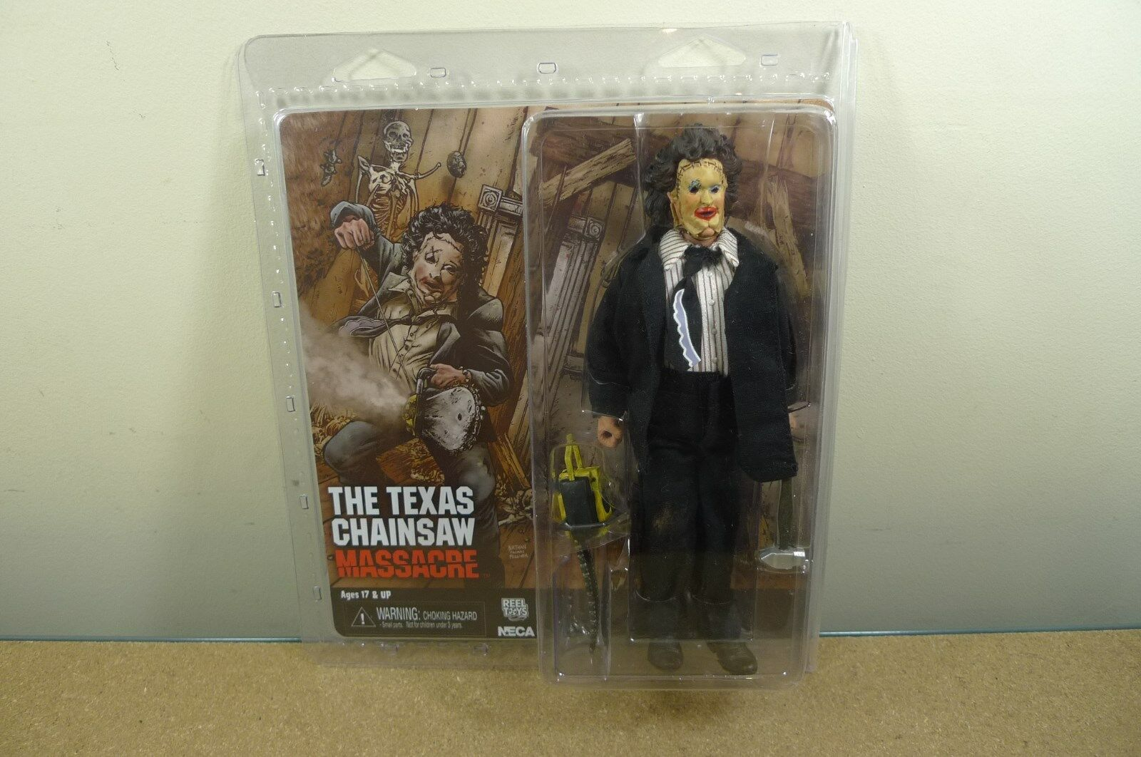 NECA TEXAS CHAINSAW MASSACRE LEATHERFACE PRETTY LADY Clothed Clothed Clothed Action Figure 572283