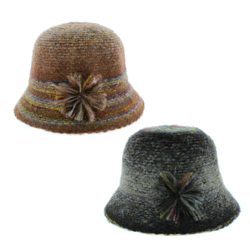 Femmes couleur cloche noir ou marron taille unique réglable 57 cm