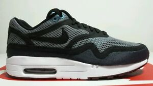 NIKE AIR MAX 1 BR WMNS LIGHT HYPERFUSE NERA GRIGIA N.40 PREZZO OKKSPORT SCONTO