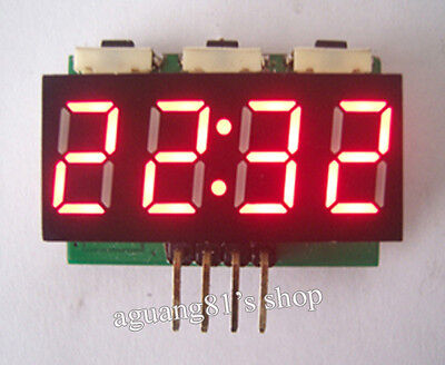 DC 5V-12V Digital Cycle Timer Delay Time Switch Controller Module