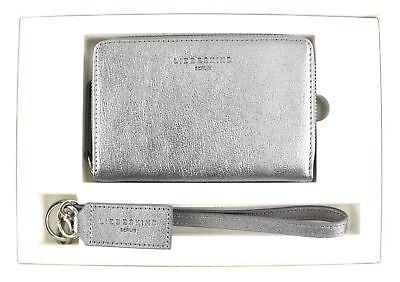 Liebeskind Berlin Bundle2 Iron Silver Aspetto Elegante