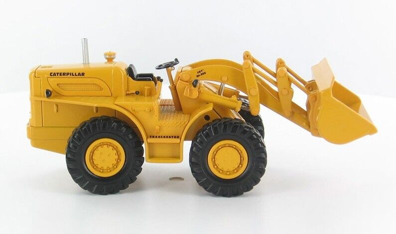 Norscot 1 50 Scale Metal Diecast Caterpillar 966A Traxcavator Model 55232 Toys