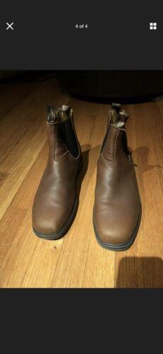 Blundstone Boots Mens US Sz 10 Excellent Condition