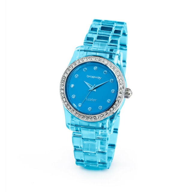 Orologio donna BROSWAY T-COLOR  MINI Crystal Edition prezzo listino € 49,00
