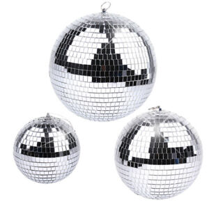 6-8-10-034-Disco-Mirror-Ball-Glass-Party-Xmas-Decor-DJ-Dance-Stage-Lighting-Effect