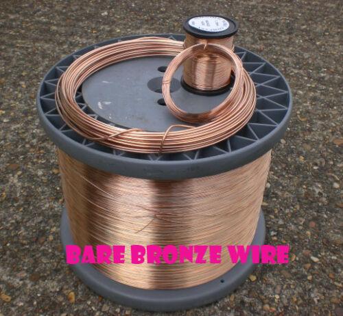 2.00mm 50grams unbeschichtet Bronze Kabel 0.2mm