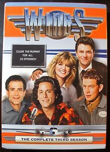 Wings-Third-Season-3-DVD-NEW-SEALED-TV-Tim-Daly-Steven-Weber