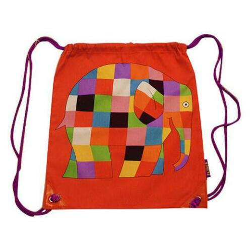 ELMER CHILDREN/'S RED KIT BAG