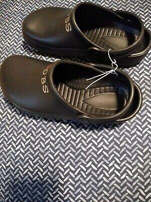 SKECHERS BOBS BLACK CROCS SLIP-ON//CLOG SHOES Youth Sizes BOYS//GIRLS NEW W//O BOX