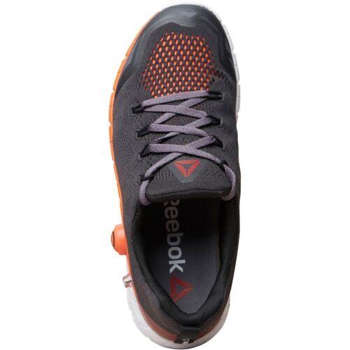 Zpump noir Bnib Gris Reebok Femme Taille de rouge course 2 0 pour 5 4 Fusion Chaussures wxtqTf