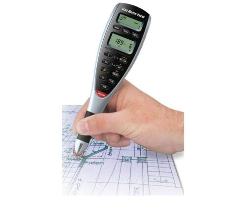 Map Measure Calculated Industries Digital Plan Measure Scale Master Pro XE 6135
