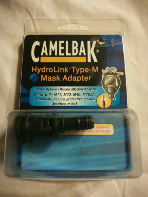CAMELBAK HYDROLINK CONVERSION KIT HYDRATION ADAPTER QUICK CONNECT COUPLING