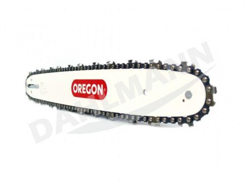 OREGON Schwert 35 cm 2 Sägeketten für MAKITA UC3520A