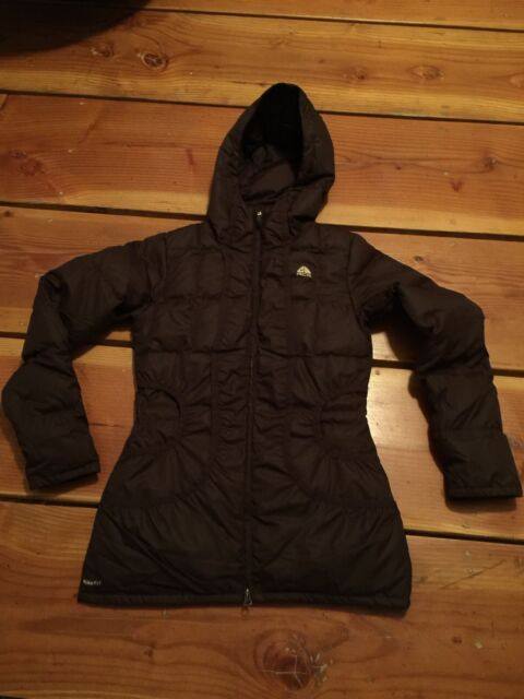 135e2c5d111f RARE🔥 Nike ACG All Condition Gear Down Puffer Red Wine Jacket XS XSMALL  Women s