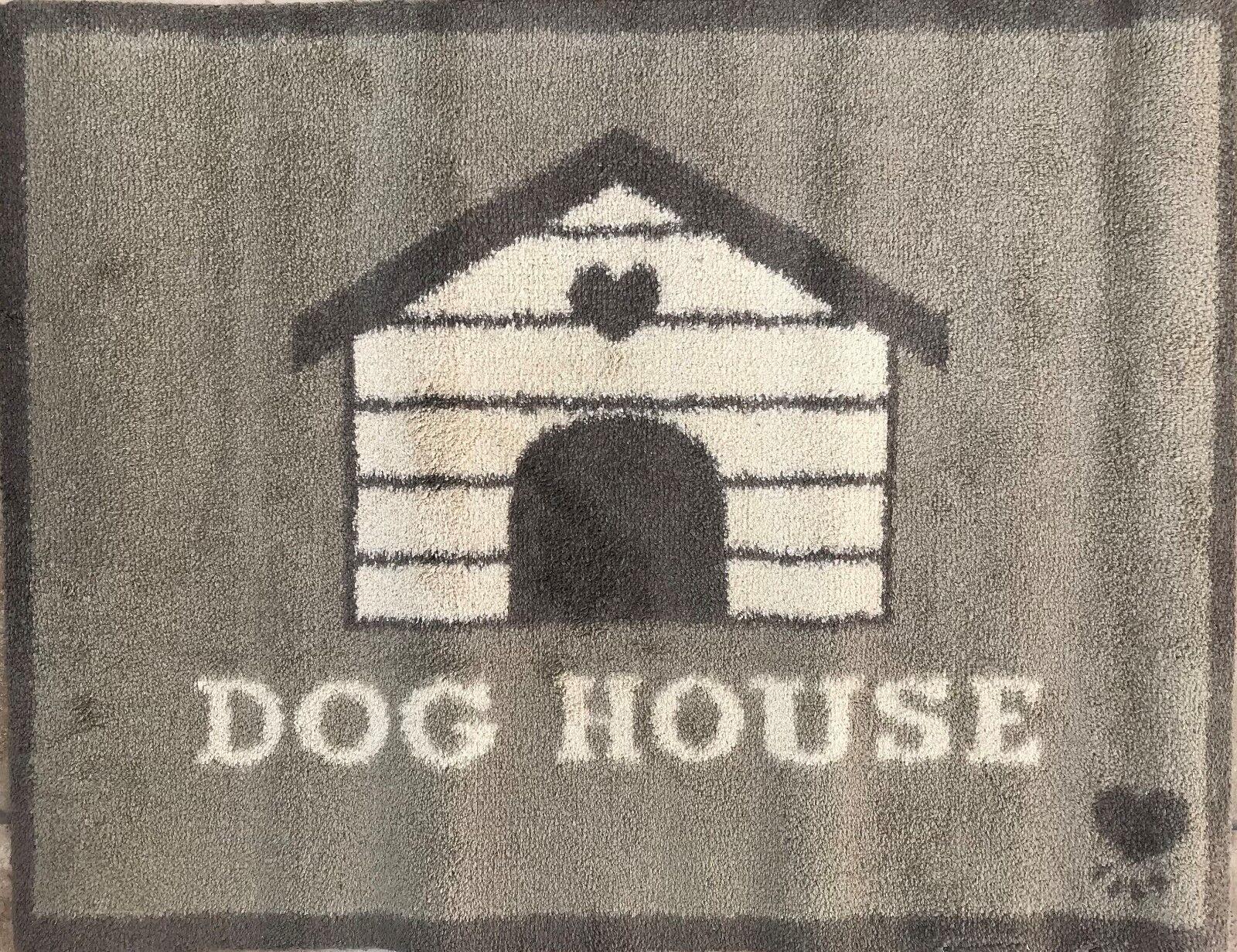Genuine Hug Rug Indoor Mat Dirt Trapper Trapper Trapper Doormat Pet 32 Dog House Größe 85 x 65 cm 7be416