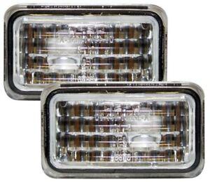 AUDI-80-B3-B4-Saloon-86-95-Luz-Lateral-Indicador-Repetidor-Crystal-Clear