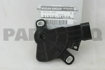For Nissan New Sun Gearbox Switch Neutral Safety Switch Assy 31918-1XK0A