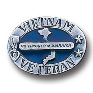 Vietnam Veteran Lapel Pin With Backing New Button Broach Us - Us-military-vet