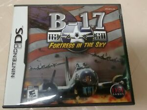 B-17-Fortress-in-the-Sky-Nintendo-DS-DSDI-Game