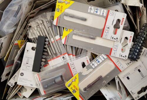 Bit Set Bitset TX//PZ//PH//SL lose und verpackt Posten Bosch-MAGNA 1 Kg Bits,Torx