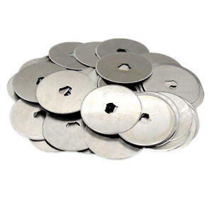 100pc-Rotary-Cutter-lame-a-coudre-Quilting-en-cuir-outil-de-coupe-45-mm-Recharge-Lame
