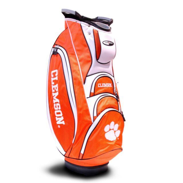 Team Golf Clemson Tigers Victory Cart Bag