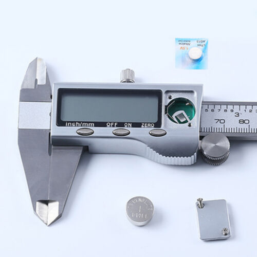 Electronic Digital Vernier Caliper Stainless Steel 150mm//0-6 inch Measuring Tool
