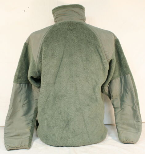 US Military Army Gen 3 ACU Foliage Green Polartec Fleece Jacket XS S M L XL GOOD