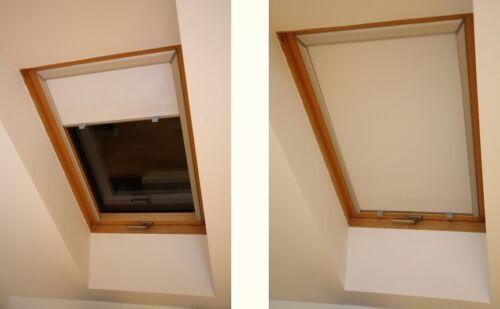 Dachfensterrollo für Velux 100 /% Verdunkelung,Dachrollo,für VELUX BJ 1992-2000