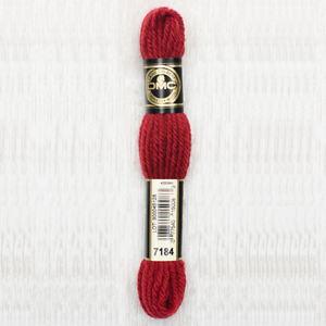 8m SKEIN Colour 7184 RED COPPER DMC Tapestry Wool