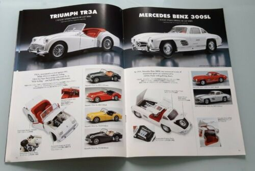 CATALOGUE KYOSHO GORGEOUS COLLECTIBLES