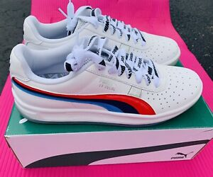 PUMA-BMW-MMS-GV-Special-1-Men-039-s-Shoes-Size-9-13-white-red-blue-339993-01