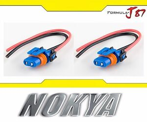 Nokya-Wire-Harness-Pigtail-Female-9006-HB4-Nok9102-Head-Light-Low-Beam-Replace