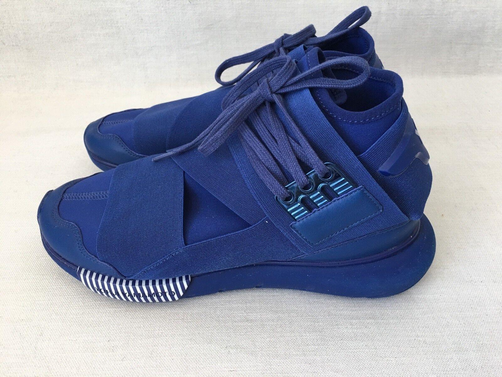 Adidas.Industriales de alta s83175 limitada.Azul.SZ. Yohji Yamamoto Qasa edicion limitada.Azul.SZ. s83175 7,5 6bf610