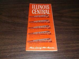 APRIL-1961-ILLINOIS-CENTRAL-RAILROAD-SYSTEM-PUBLIC-TIMETABLES