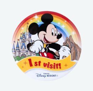 Tokyo Disney Resort Pin TDL Area Series World Bazaar x Mickey TDR JAPAN