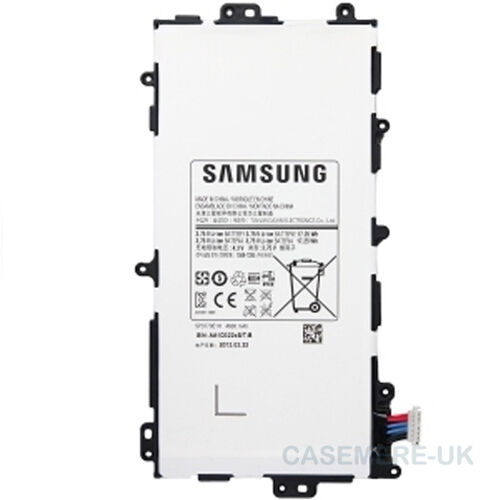 1 of 1 - Samsung  SP3770E1H Battery 4600mAh 3.75v For Samsung Note 8.0 GT-N5110 GT-N5100