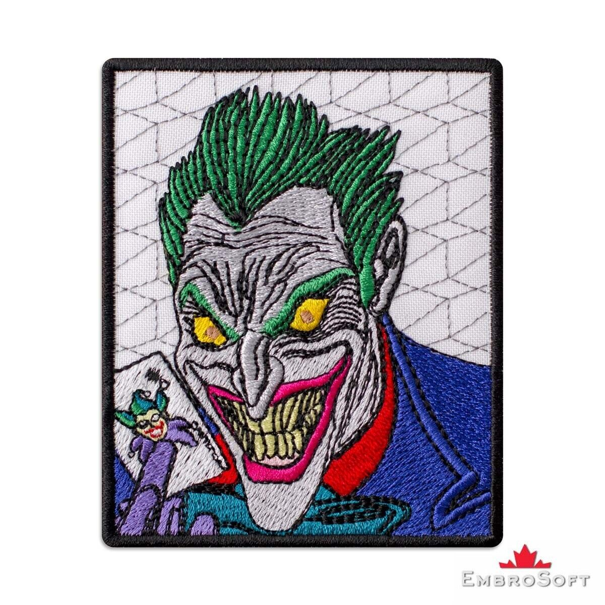 PENNYWISE THE DANCING CLOWN LARGE PATCH IRON/&SEW ON 11.4 x 10.7 Inch