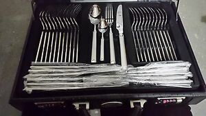 Top Quality Swiss Made Grand Beluga 72 Piece Cutlery Set